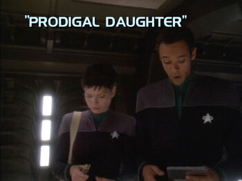 Prodigal Daughter title card