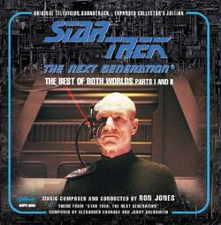 Cover STTNG Best of Both Worlds expanded