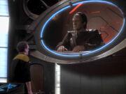 O'Brien spricht mit Evek wegen der Ratten
