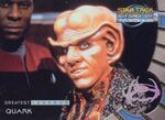 Star Trek Deep Space Nine - Memories from the Future Card L008