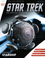 Star Trek Official Starships Collection issue 127