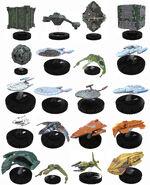 Star Trek Tactics III ship promos