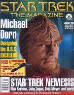Star Trek The Magazine volume 3 issue 9 cover