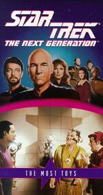 TNG 070 US VHS
