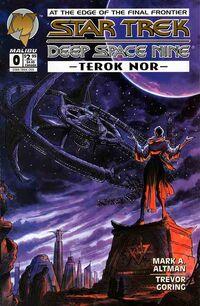 Terok Nor cover
