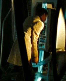 ...as a Vulcan scientist