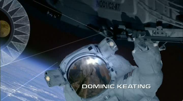 Astronaut EVA 1
