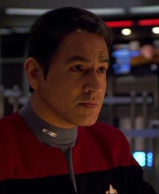 "Commander Chakotay (<a href=""/wiki/2371"" title=""2371"">2371</a>)"