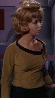 Crewmitglied der Enterprise