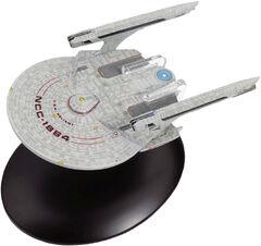Eaglemoss USS Reliant Concept