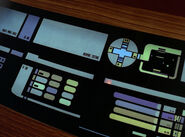 Galaxy tactical console, left panel