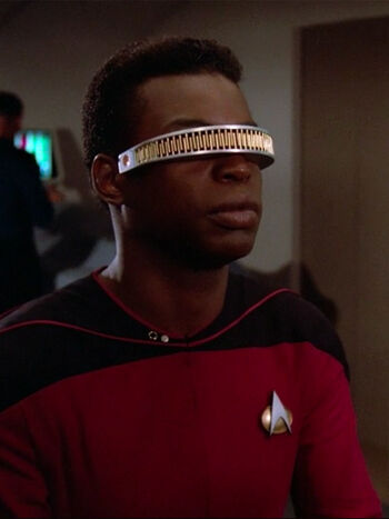 "Lt. (j.g.) Geordi La Forge (<a href=""/wiki/2364"" title=""2364"">2364</a>)"