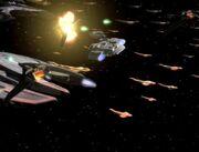 Klingoneneskorte