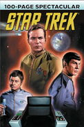 Star Trek 100-Page Spectacular 2012 cover