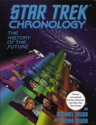 Star Trek Chronology (2. Auflage)