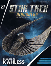 Star Trek Discovery Official Starships Collection issue 21