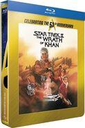 Star trek II la colère de khan (blu-ray) 2016