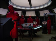 Starbase 515 operating room