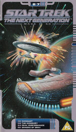 TNG 2.7 UK VHS cover