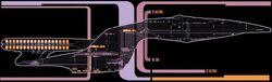 Galaxy class MSD