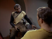 Kor verhört Kirk
