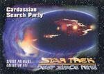 Star Trek Deep Space Nine - Series Premiere Card 36