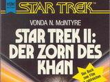 Star Trek II: Der Zorn des Khan (Roman)