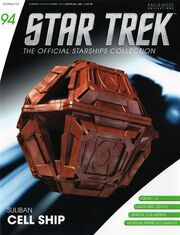 Star Trek Official Starships Collection issue 94