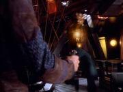 Trazko schießt auf Quark