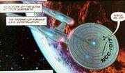USS Constellation (alternate reality)