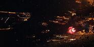 USS Shenzhou versus Klingons