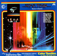 Cover Star Trek The Motion Picture, Super 8 (German 3-reel edition, part 1)