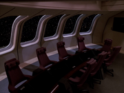 Galaxy-class observation lounge remastered