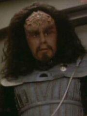 Klingonischer Patrouillenwächter 2 Spiegeluniversum