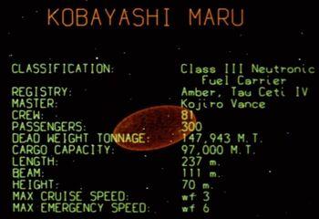 <i>Kobayashi Maru</i>