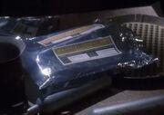 Meatloaf ration pack