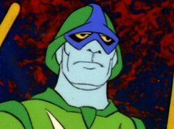 Orion lieutenant