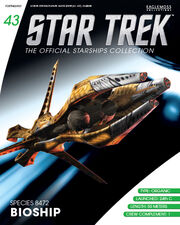 Star Trek Official Starships Collection Issue 43