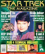 Star Trek The Magazine volume 1 issue 4 cover