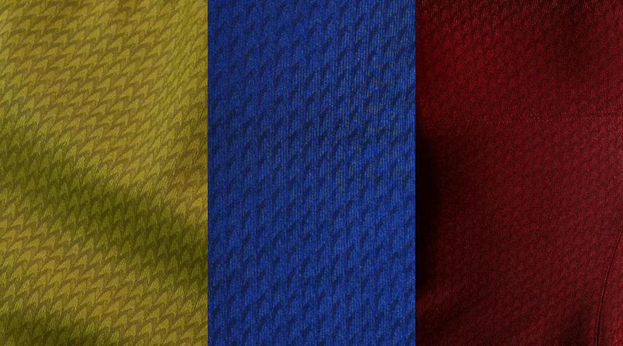 Starfleet uniform fabric detail, alternate 2258