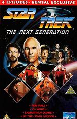 TNG Vol 11 UK Rental VHS cover