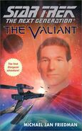 The Valiant paperback cover