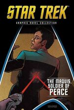 Eaglemoss Star Trek Graphic Novel Collection Issue 123