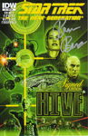 Hive issue 1 cover RIB