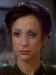 Kira Nerys als Luma Rahl