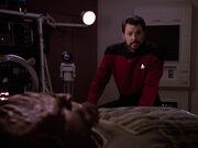 Riker weigert sich Worf zu töten