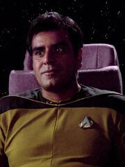 Singh (Lieutenant Junior Grade)