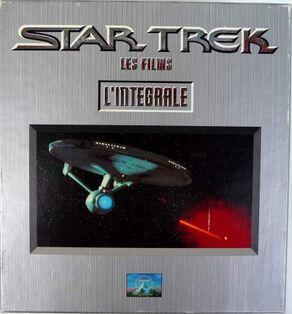 Star Trek Les Films Lintegrale French VHS box.jpg