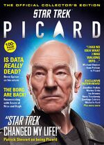 Star Trek Magazine Picard Collectors Edition cover