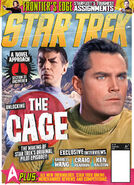 Star Trek Magazine issue 178 cover